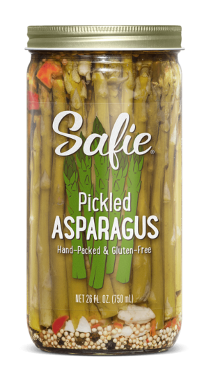 Safie Pickled Asparagus 26 FL OZ